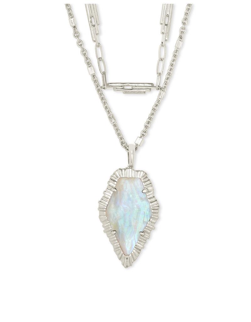 The Tessa Multi Strand Necklace