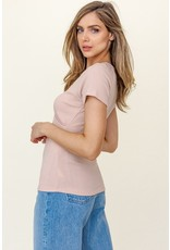The Shelby Wrap Top