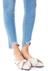 The Charlie Ankle Distressed Skinny