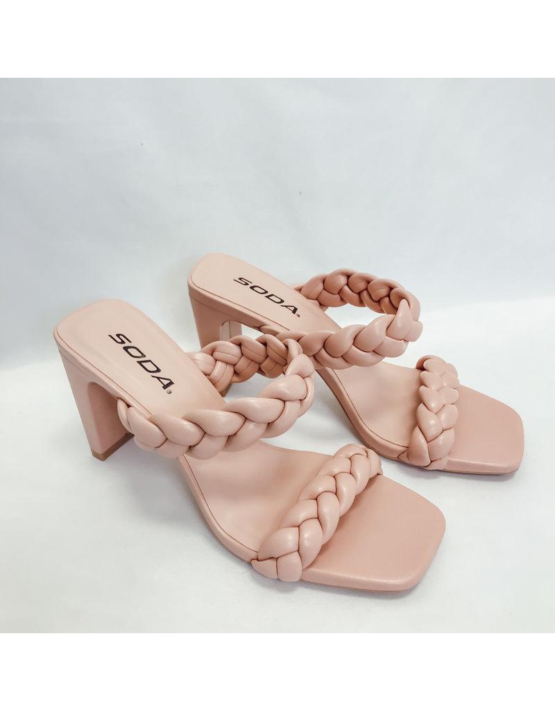 The Sadie Braided Heel