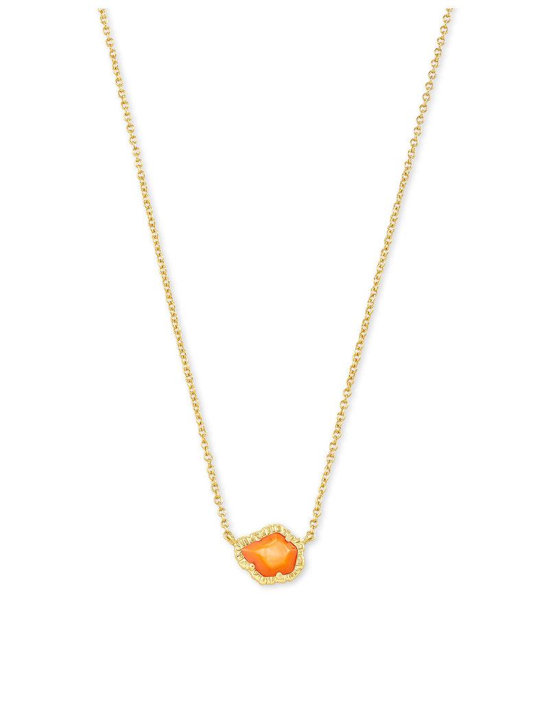 The Tessa Small Pendant Necklace
