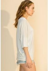 The Magnolia Dolman Sleeve Top