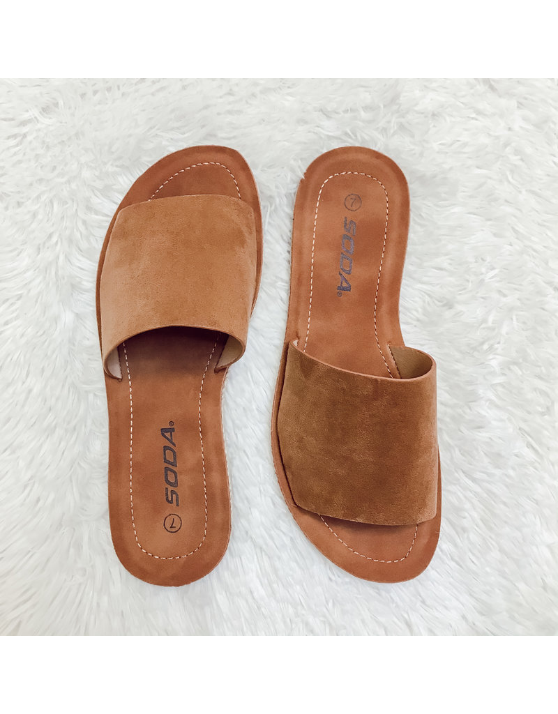 The My Summer Sandal - Brown