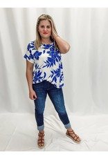 The Chelsea Floral Print Top