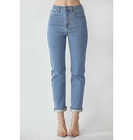 90s High Rise Mom Jeans