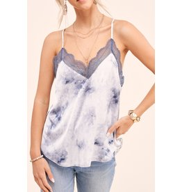 The Cloudy Day Lace Cami