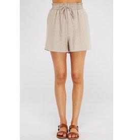 The Feeling Free Linen Shorts