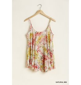 The Colorway Floral Print Top