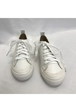 The Korey Lace Up Sneaker - White