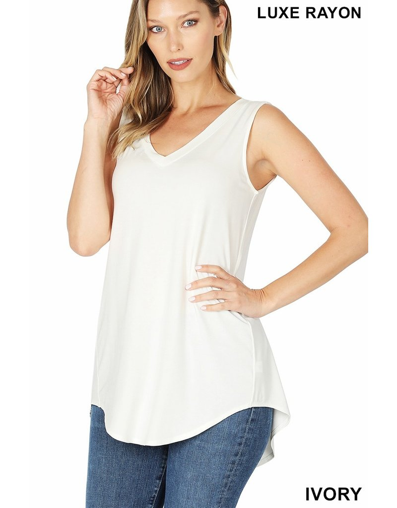 The Gale V-Neck Tank