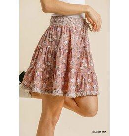 The Everlasting Floral Print Skirt