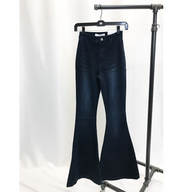 The High Rise Flare Jean