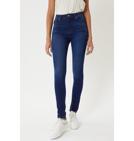 The Dark Wash High Rise Skinny