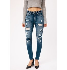 The Destructed Patched Skinny