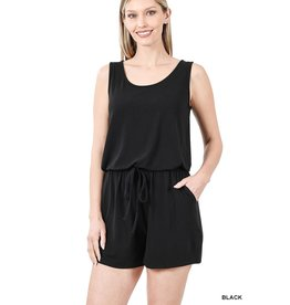 The Mindful Pocketed Romper