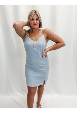 The Yacht Club Side Slit Dress