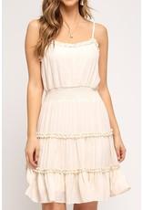 The Jessica Ruffled Dress