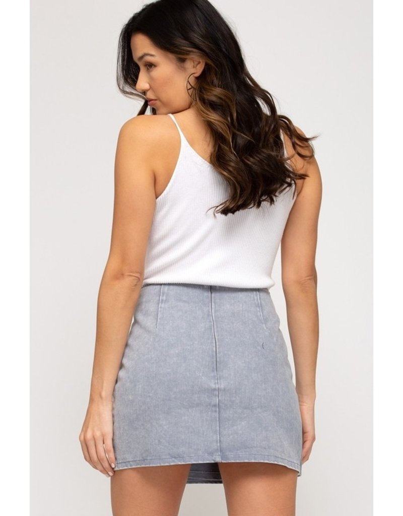 The River Bend Wrap Skirt