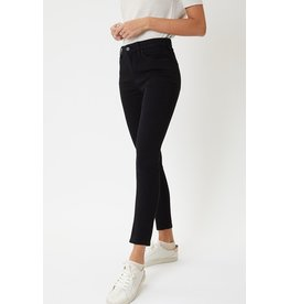 The Black High Rise Skinny
