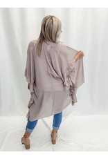 The Arissa Ruffled Kimono