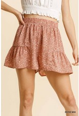 The Summer Sizzle Leopard Shorts