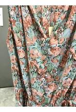 The Billie Floral Midi Dress