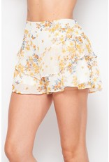 The Love Lasts Forever Floral Shorts