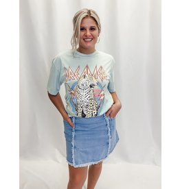 The Leopard Dreamer Graphic Tee