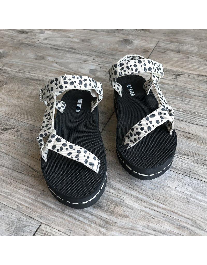The Ohana Platform Sandal