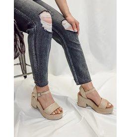 The Winnie Espadrille Platform Sandal
