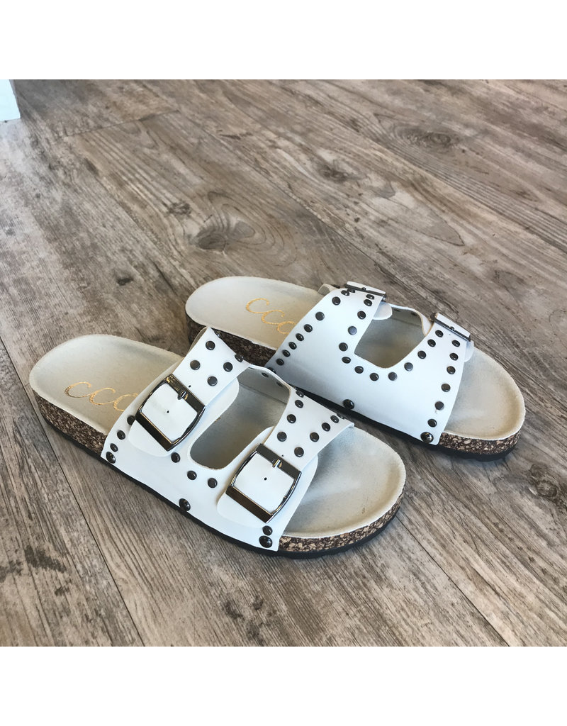 The Tilly Studded Sandal