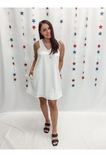 The Serena V-Neck Dress