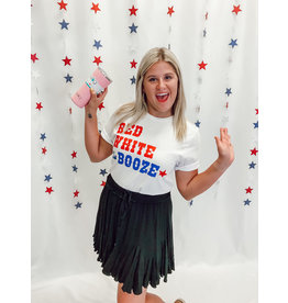 The Red White & Booze Graphic Tee