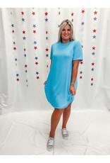 The Surfer Girl T-Shirt Dress