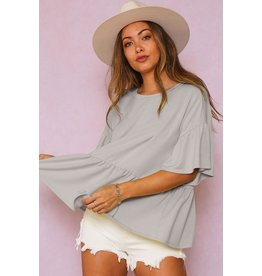 The Serendipity Babydoll Top