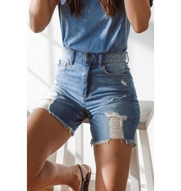 The Rushmore Boyfriend Bermuda Shorts