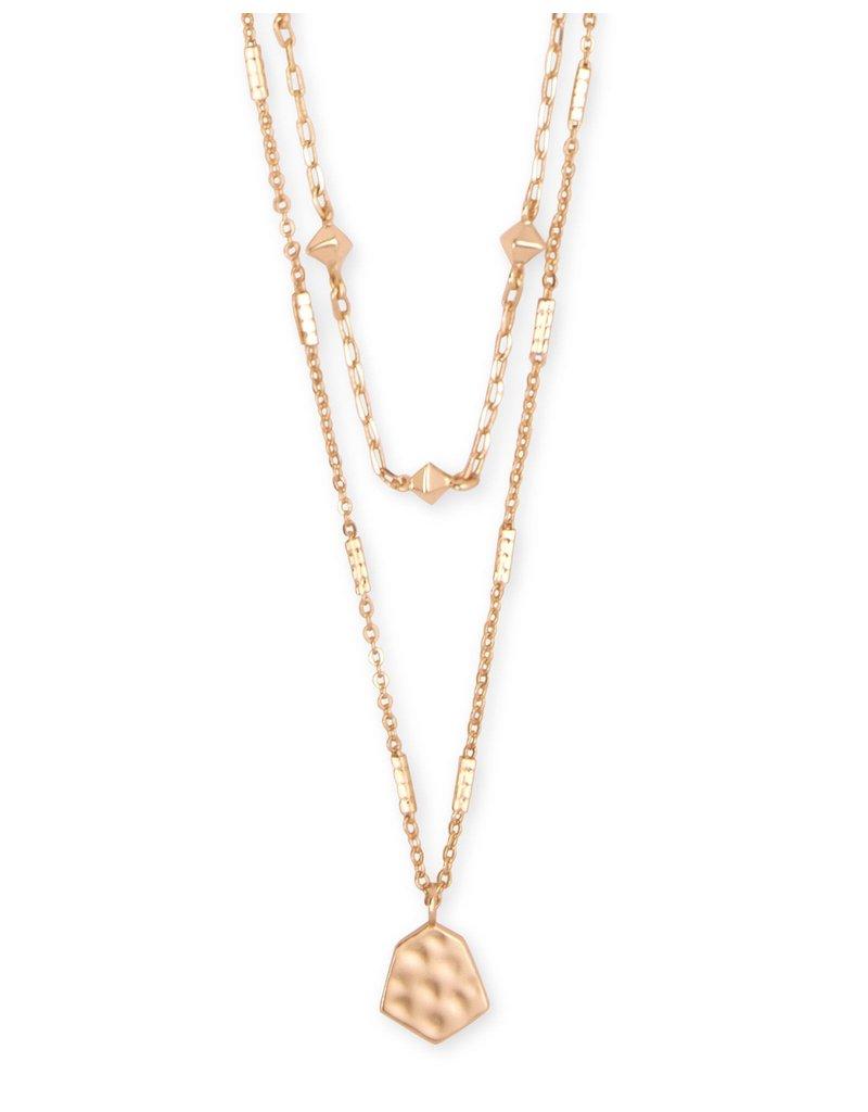 Kendra Scott Clove Multi Strand Necklace