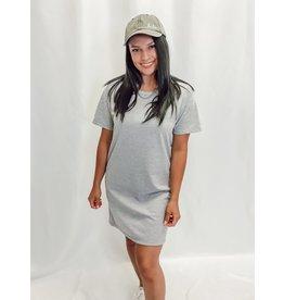 The Haylie T-Shirt Dress