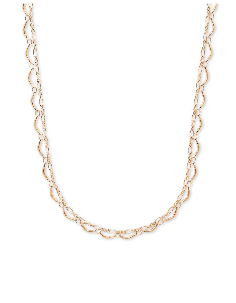 The Lori Multi Strand Necklace