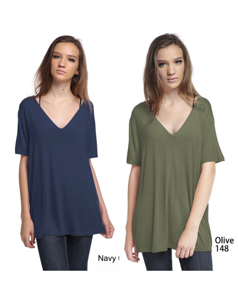 The Go To V-Neck Tee