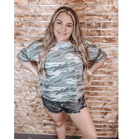 The Mission Essential Camo Tee