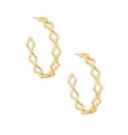 The Abbie Hoop Earrings