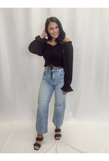 The Marcos Wide Leg Jeans