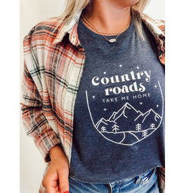 The Country Roads Graphic Tee