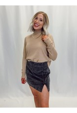 The Playful Actions Corduroy Skirt