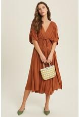 The When In Rome Midi Dress