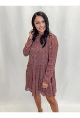 The Peyton Long Sleeve Floral Dress