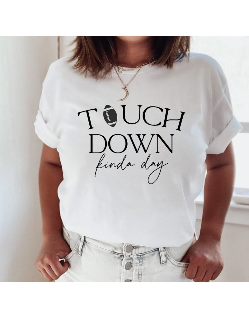 The Touchdown Kinda Day Graphic Tee