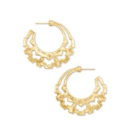 The Shiva Hoop Earrings