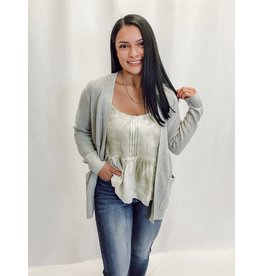 The Moonstruck Pocketed Cardigan